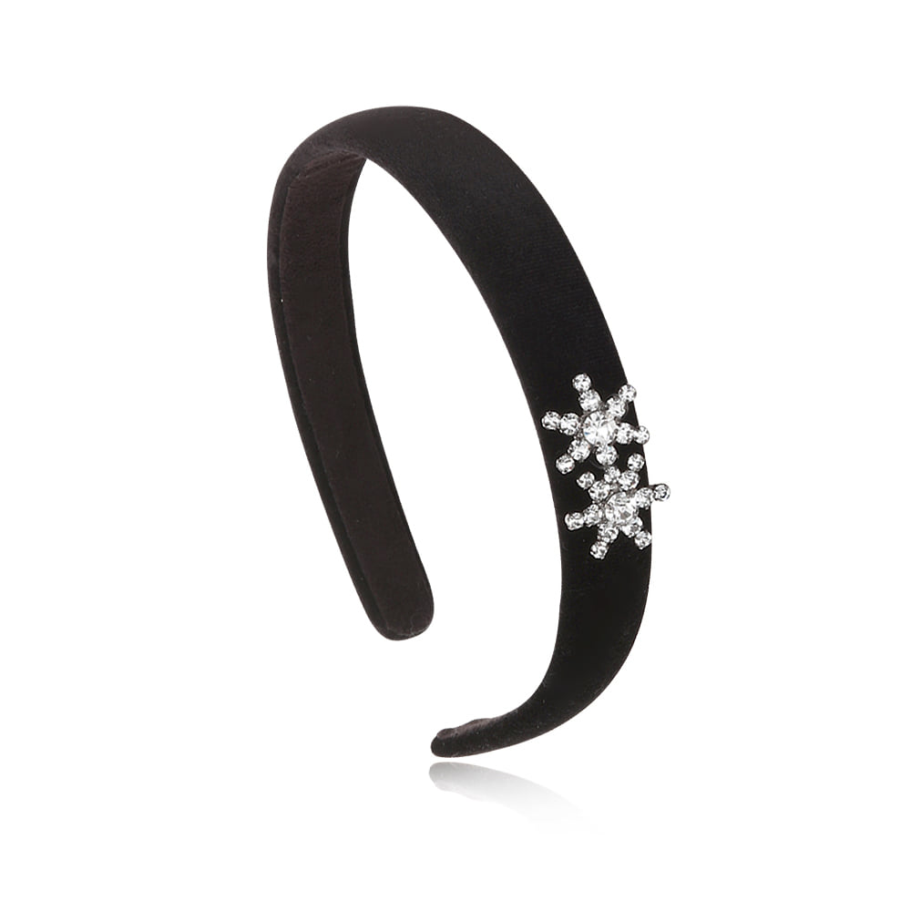 Twinkle Star Velvet Hairband
